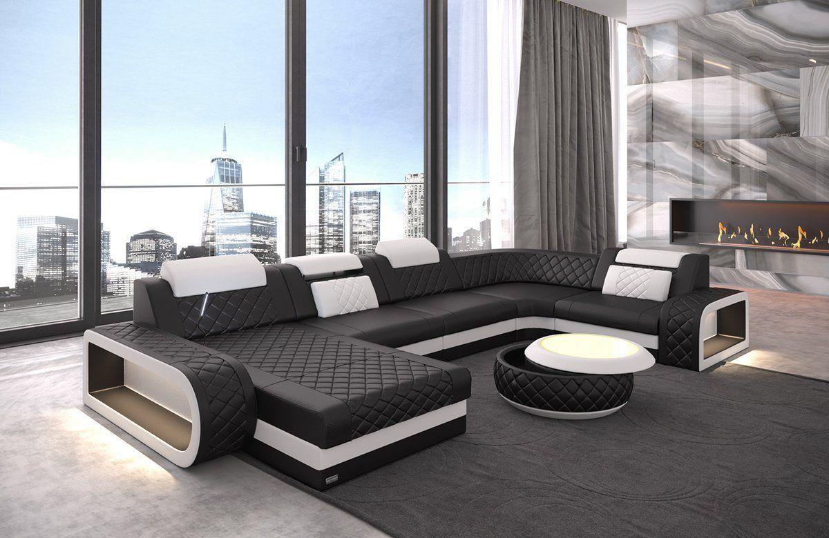 Sofa Dreams Wohnlandschaft Berlin U Form Kaufen Living Room