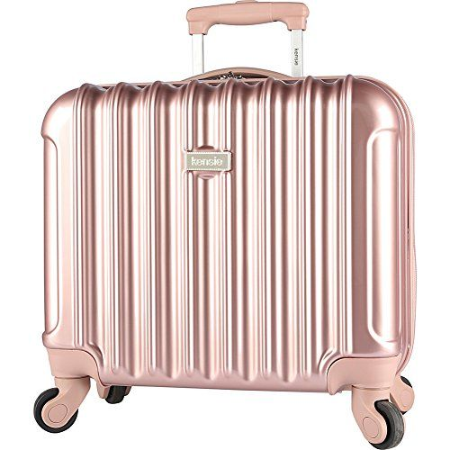 d9e4be064406 Pin by Olivia Langley on Rose Gold in 2019 | Rolling briefcase ...