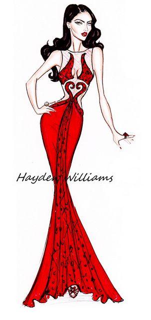 starring Megan Fox by Hayden Williams by Fashion_Luva, via Flickr