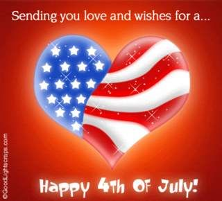 4th Of July Wishing All My Fb Friends And Family A Safe And Joyful Day.