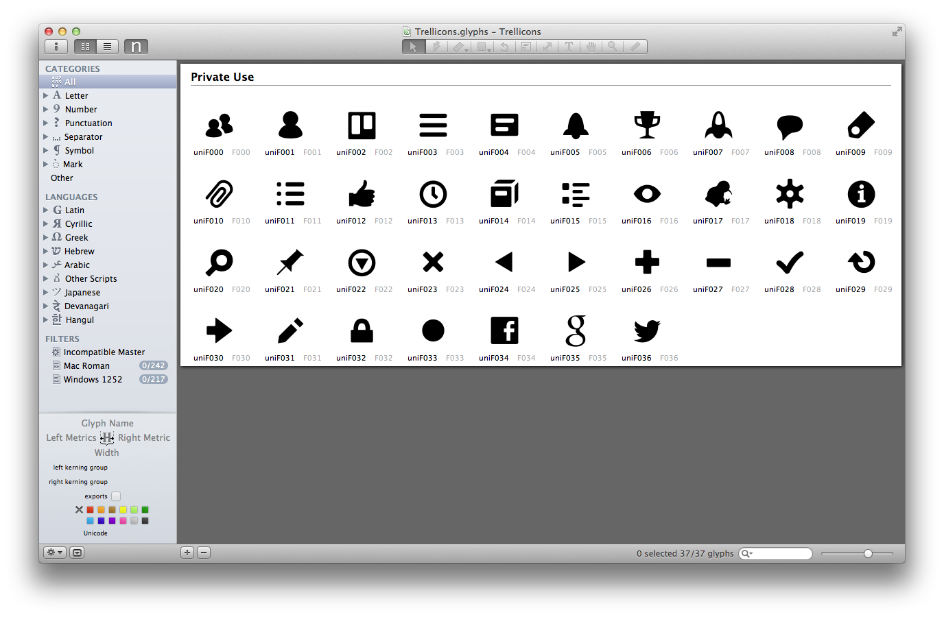 Trello Uses An Icon Font And So Can You