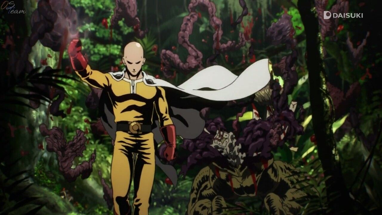 Pin by mohamed yahya on animy One punch man anime, One