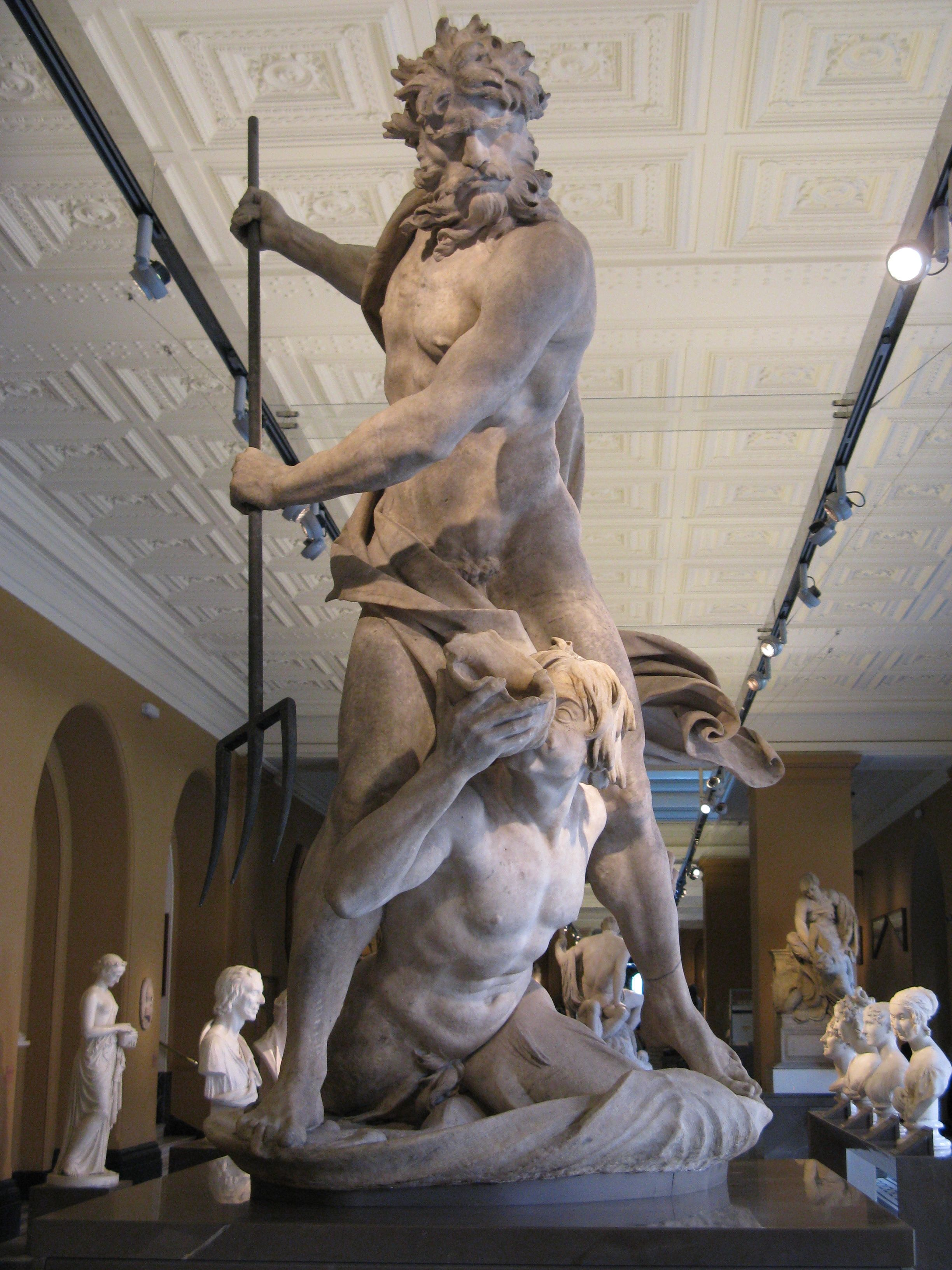 rape of prosperina iii by gian lorenzo bernini  gian lorenzo bernini neptune and triton