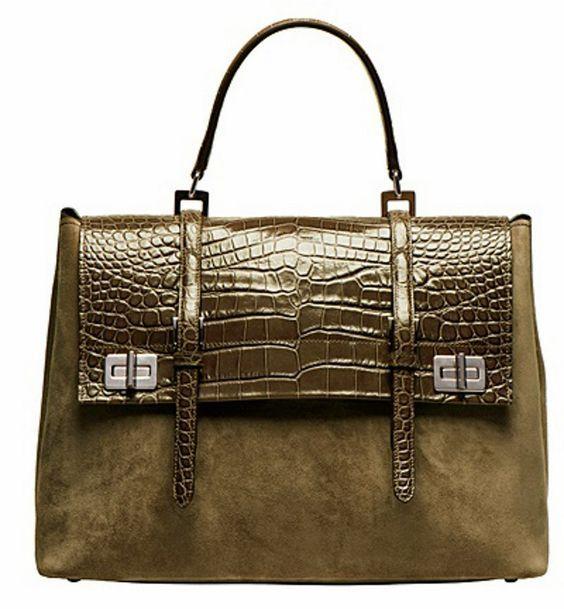 Alligator Handbags For