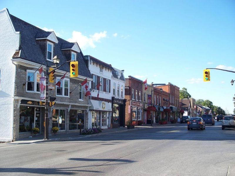 Take A Walk Down Main Street Markham Main Street Markham Main Street Ontario Road Trip Markham
