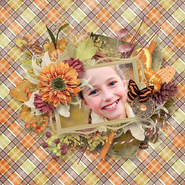 Autumn Has Come by Eudora Designs