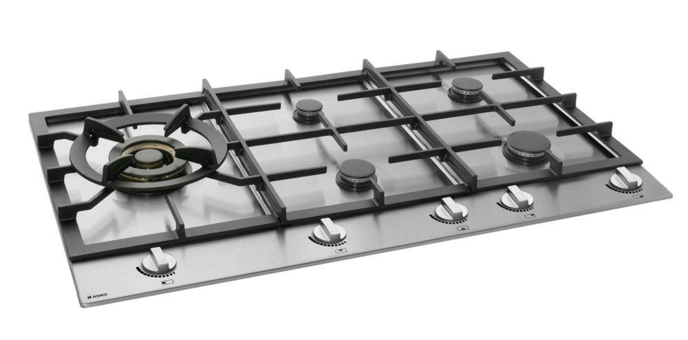Jenn air 2 burner cooktop griddle