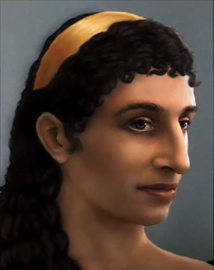 You Won T Believe What These Historical Figures Actually Looked Like Cleopatra History Ancient Egypt Cleopatra