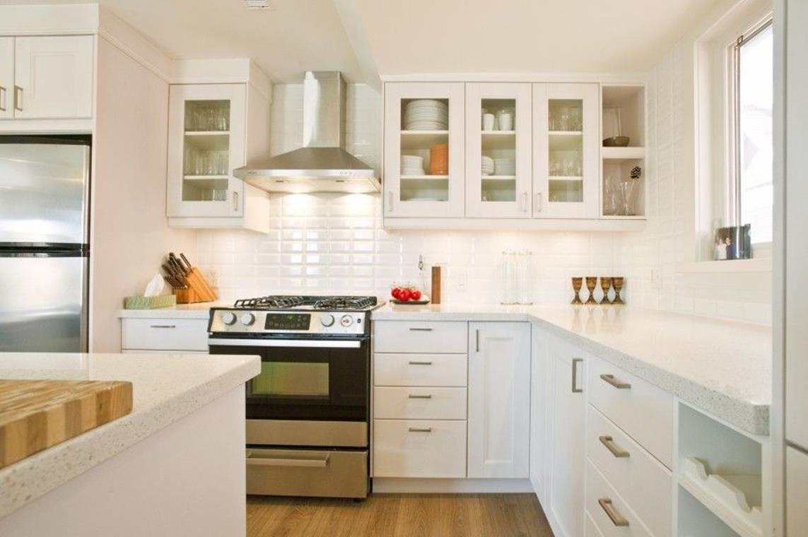 Best 30+ Inexpensive White IKEA Kitchen Cabinets Ideas | White ikea ...