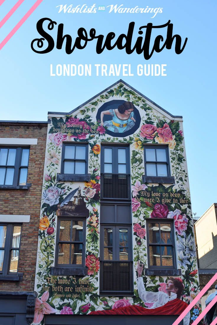 Shoreditch London Uk: May 7 London Travel Guide: Shoreditch