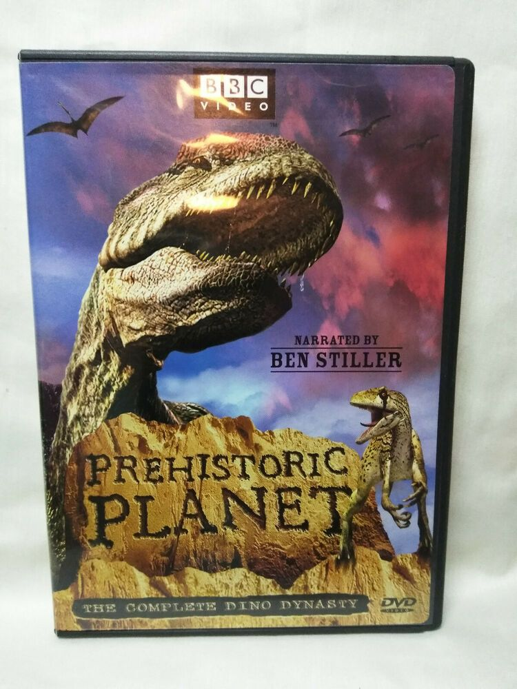 Used Dvds For Sale >> Prehistoric Planet The Complete Dino Dynasty Dvd 2003