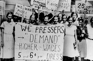 History of gender inequality research paper