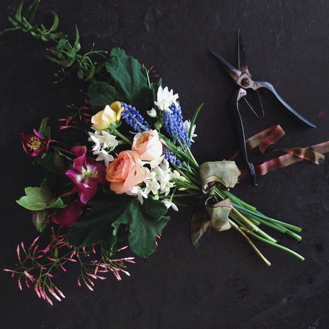 bouquet by twig & twine.