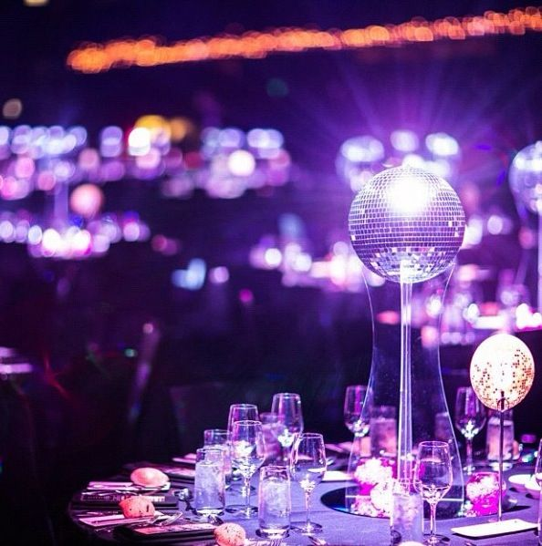 Disco Ball Party Decorations: Realty Austin 2 0 1 4 Winter