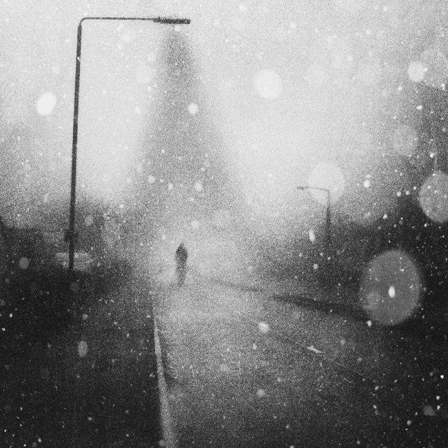 The way the light hits the road digital art by zewar fadhil photography black white photography and black