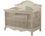 Baby Center Best Crib Julia White Linen Crib Burlington