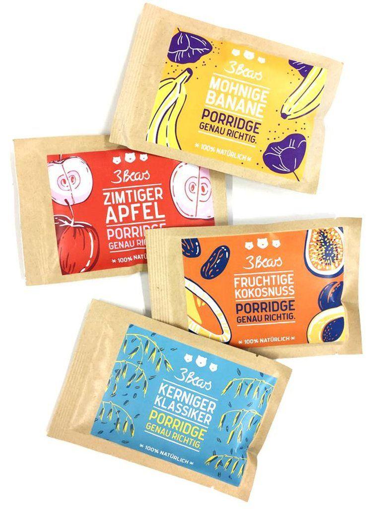 Porridge Probierpaket