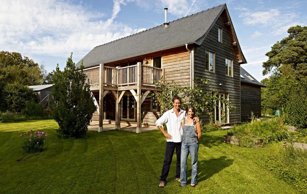 an astonishingly low cost custom build home in wales dream home