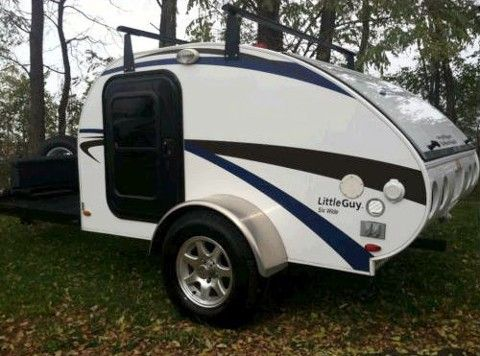 Little Guy Sport Teardrop Camper