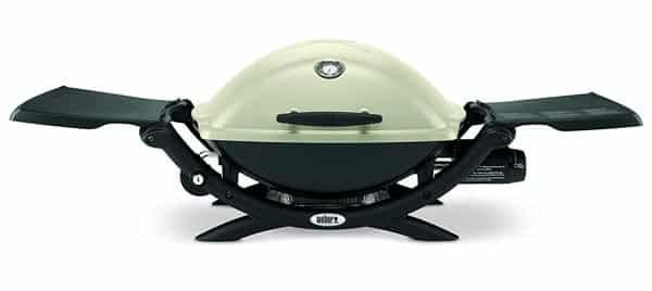 10 Best Portable Gas Grills Reviews - August 2019 -  Weber Q 2200 Liquid Portable Gas GrillWeber Q 2200 Liquid Portable Gas Grill