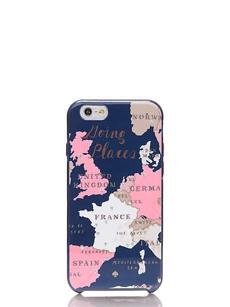 purchase cheap 5d43b 969f0 going places iphone 6 case - Kate Spade New York | great shoes and ...