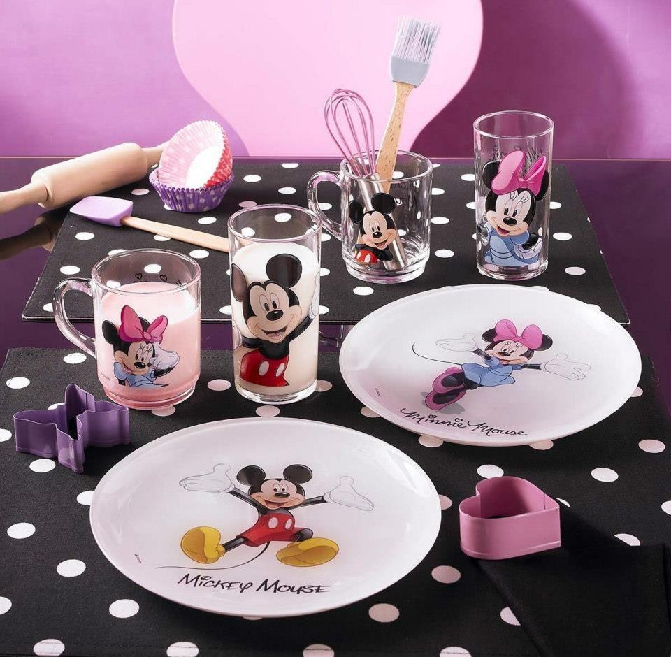 Mickey Mouse children\u0027s dinnerware set & Mickey Mouse children\u0027s dinnerware set | M.M KitchenWare ...