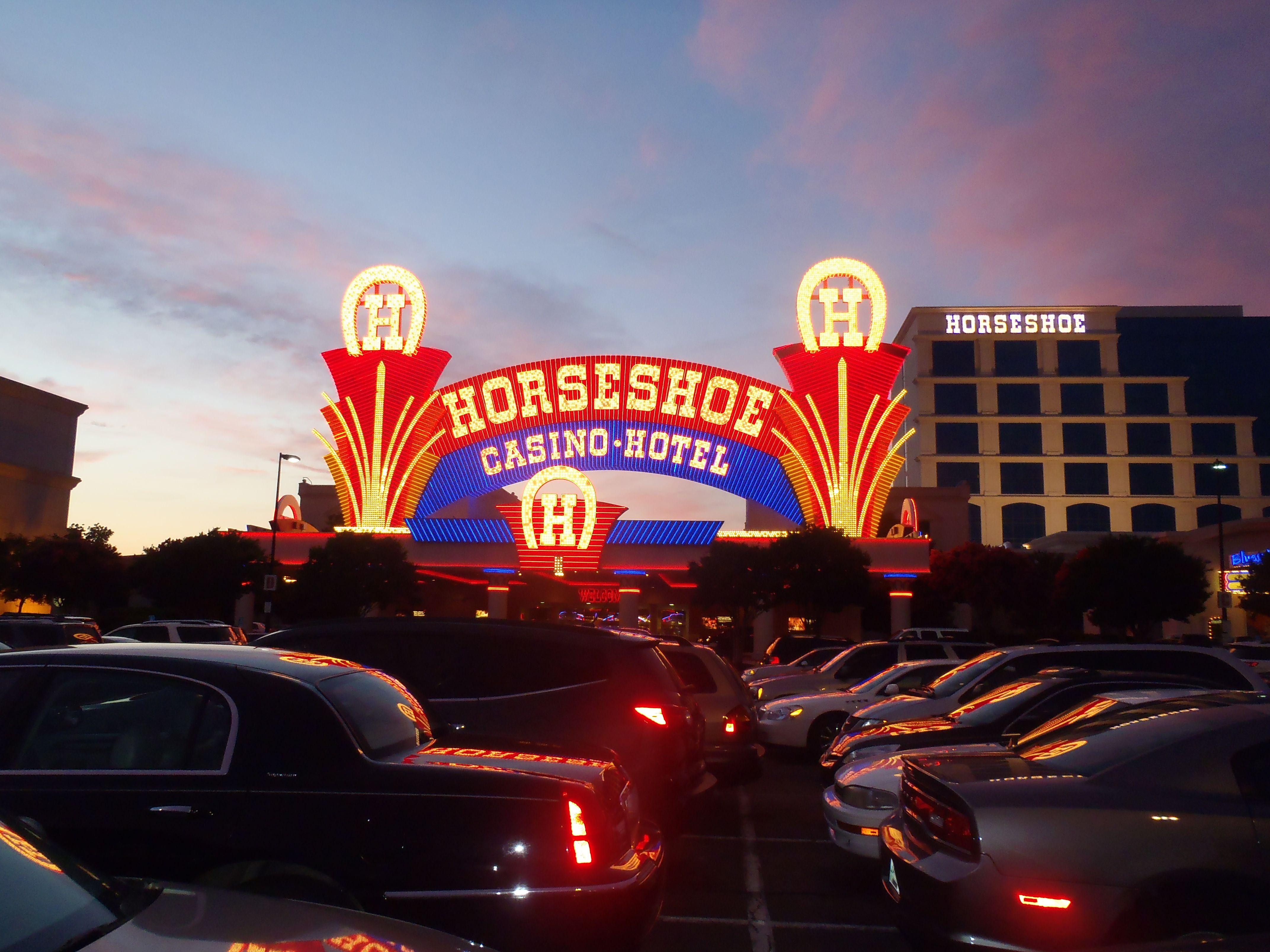 Horseshoe casino in Tunica Mississippi. Tunica casinos
