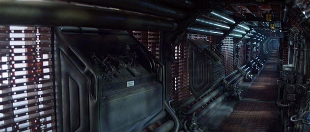 Alien / P.D: Michael Seymour