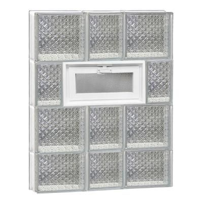 Clearly Secure 21 25 In X 29 In X 3 125 In Frameless Diamond