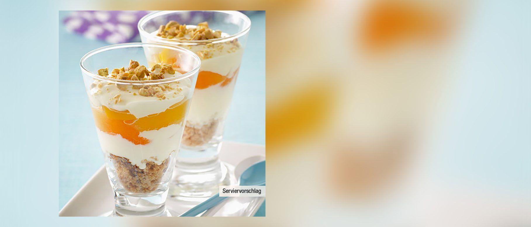 Fruchterlebnis Rezepte von ALDI Nord Dessert ideen