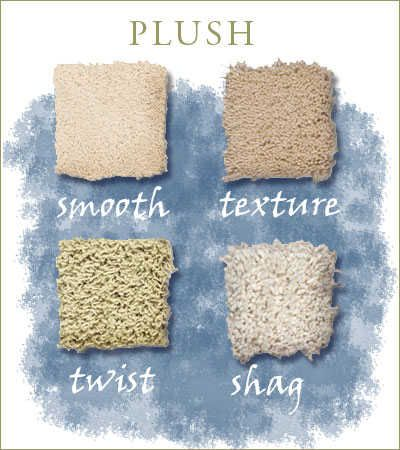 Types of plush carpet fabric carpets for Types of carpets for home