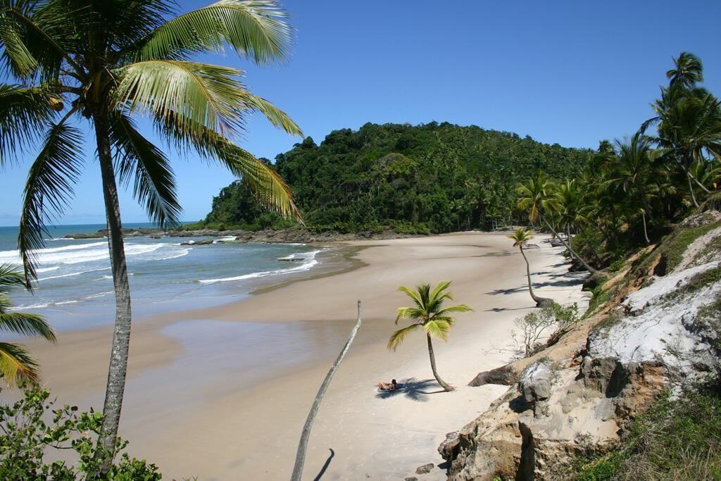 Itacaré na Bahia BR