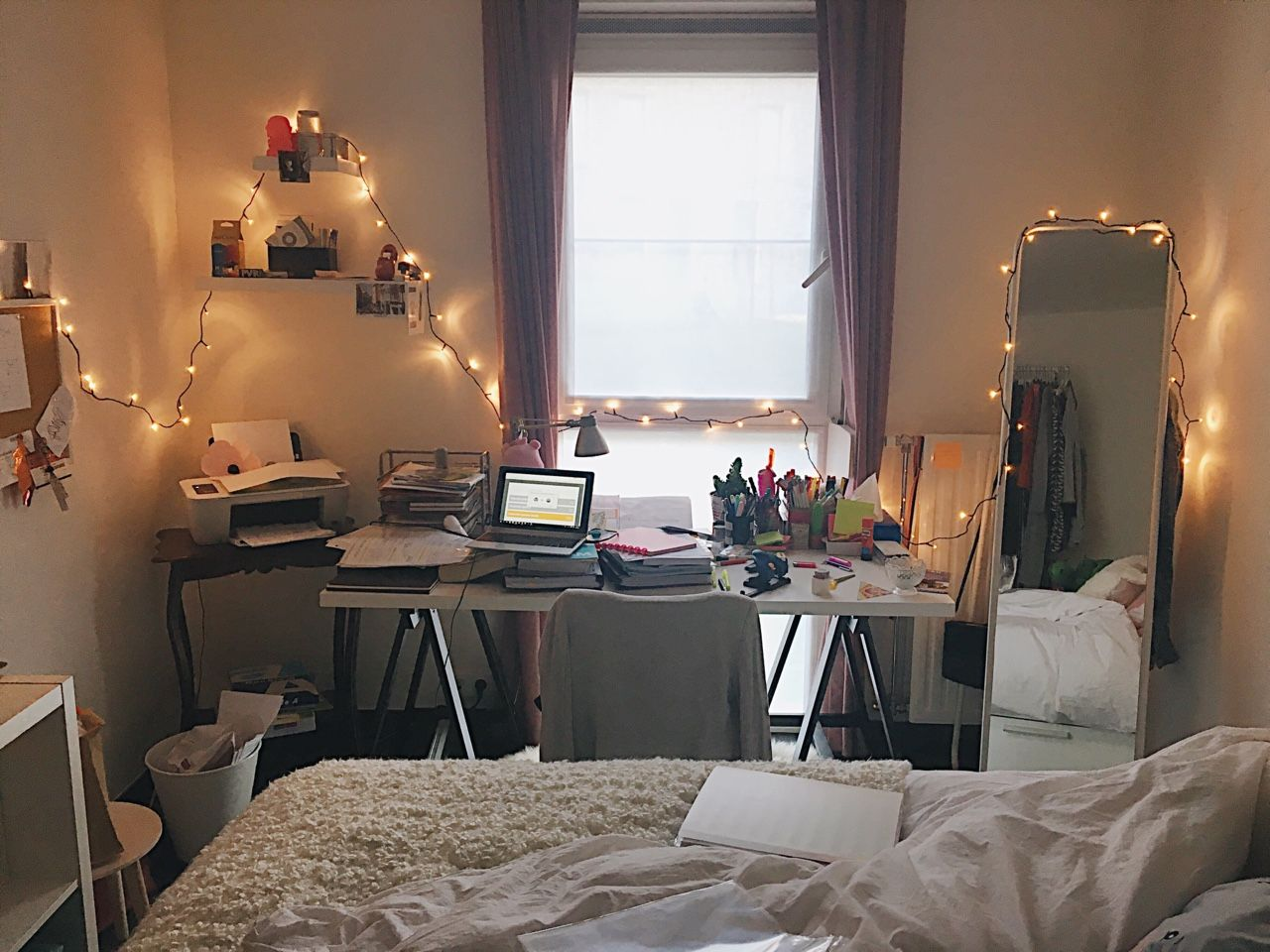 Arbeitszimmer Und Schlafzimmer In Einem: Bei Uns Absolut Nicht Machbar.  Mein Mann Ist Langschläfer