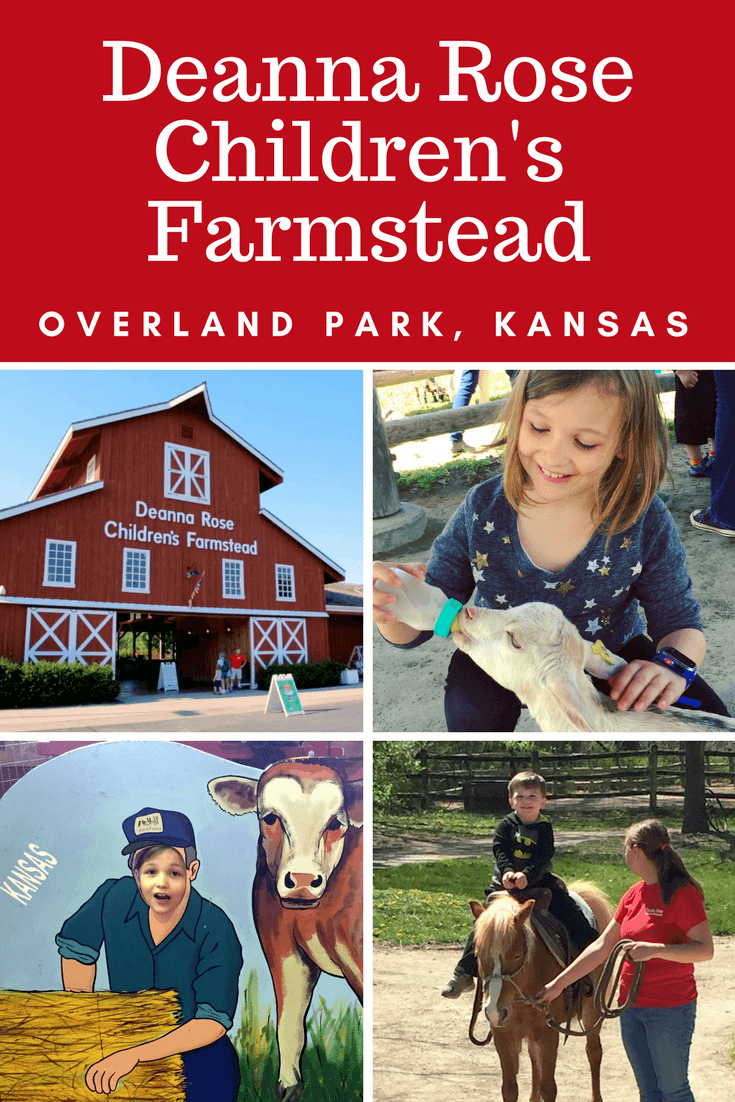 A Delightful Day At Deanna Rose Children S Farmstead In Overland Park Kansas Midwest Travel Overland Park Kansas Mom Travel