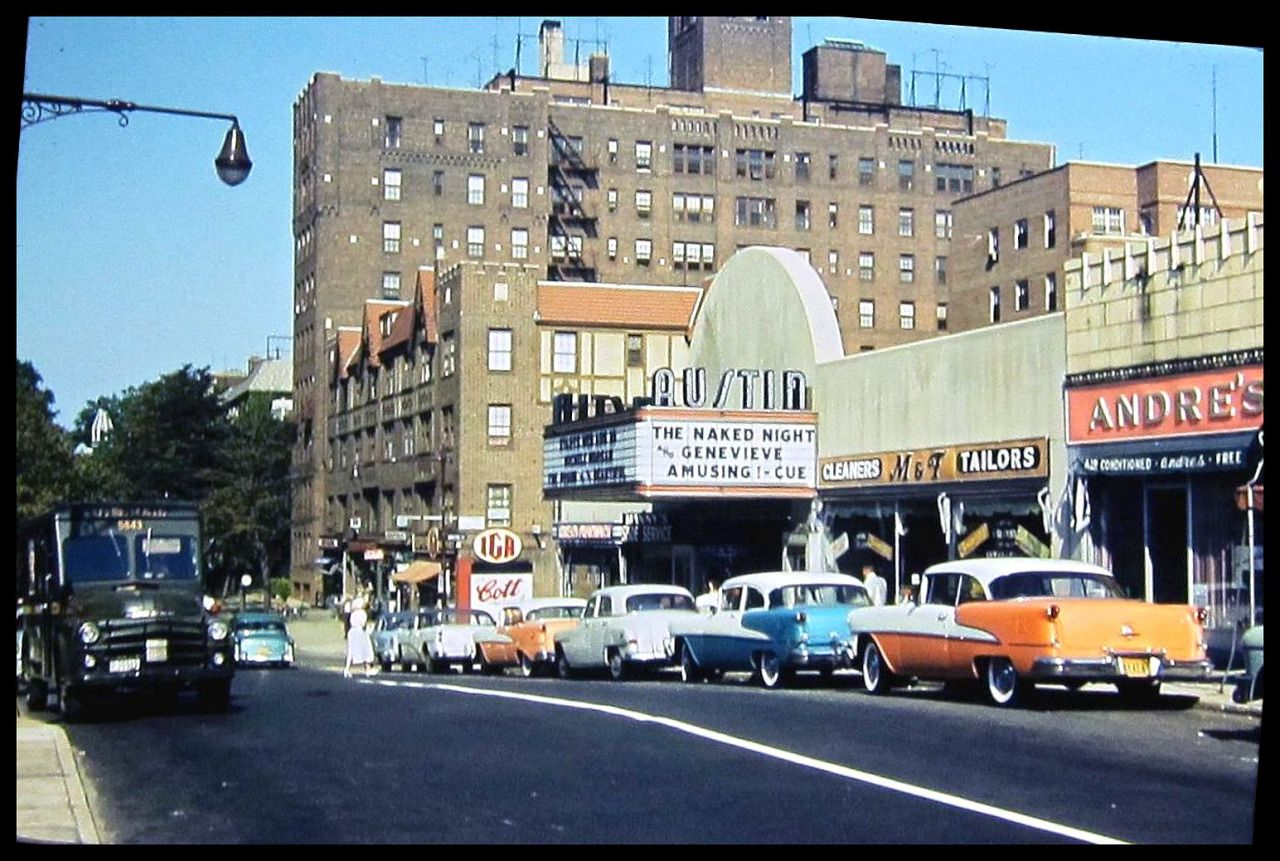 Nycnostalgia Kew Gardens Queens Ny Forest Hills Queens