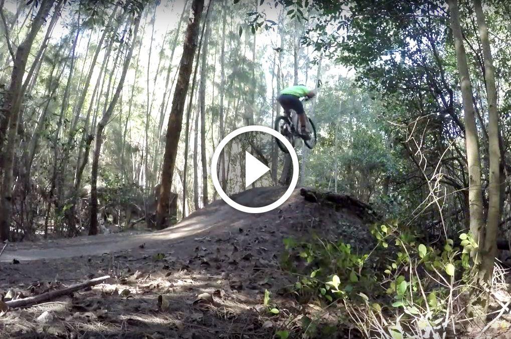Watch How To Jump A Mountain Bike For Beginners Mountain Biking