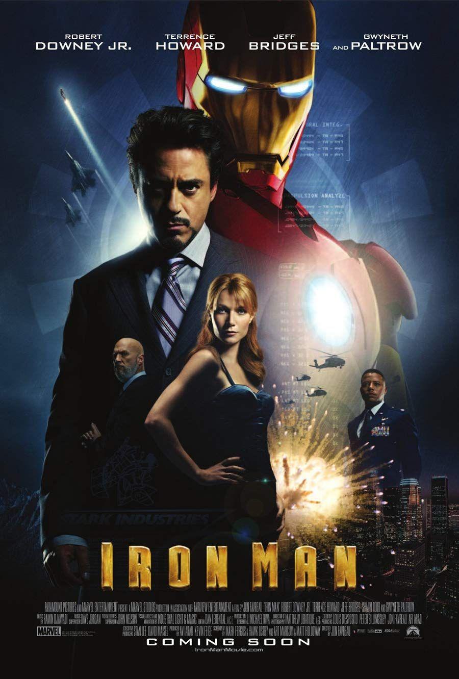 Pin De Carlos En Pelis Afiche De Pelicula Peliculas De Iron Man Carteles De Peliculas