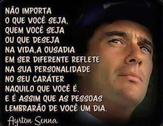 Inspire Motivação Frases Motivacionais De Ayrton Senna