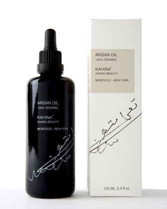 Argan Oil by Kahina Beauty at Bergdorf Goodman.