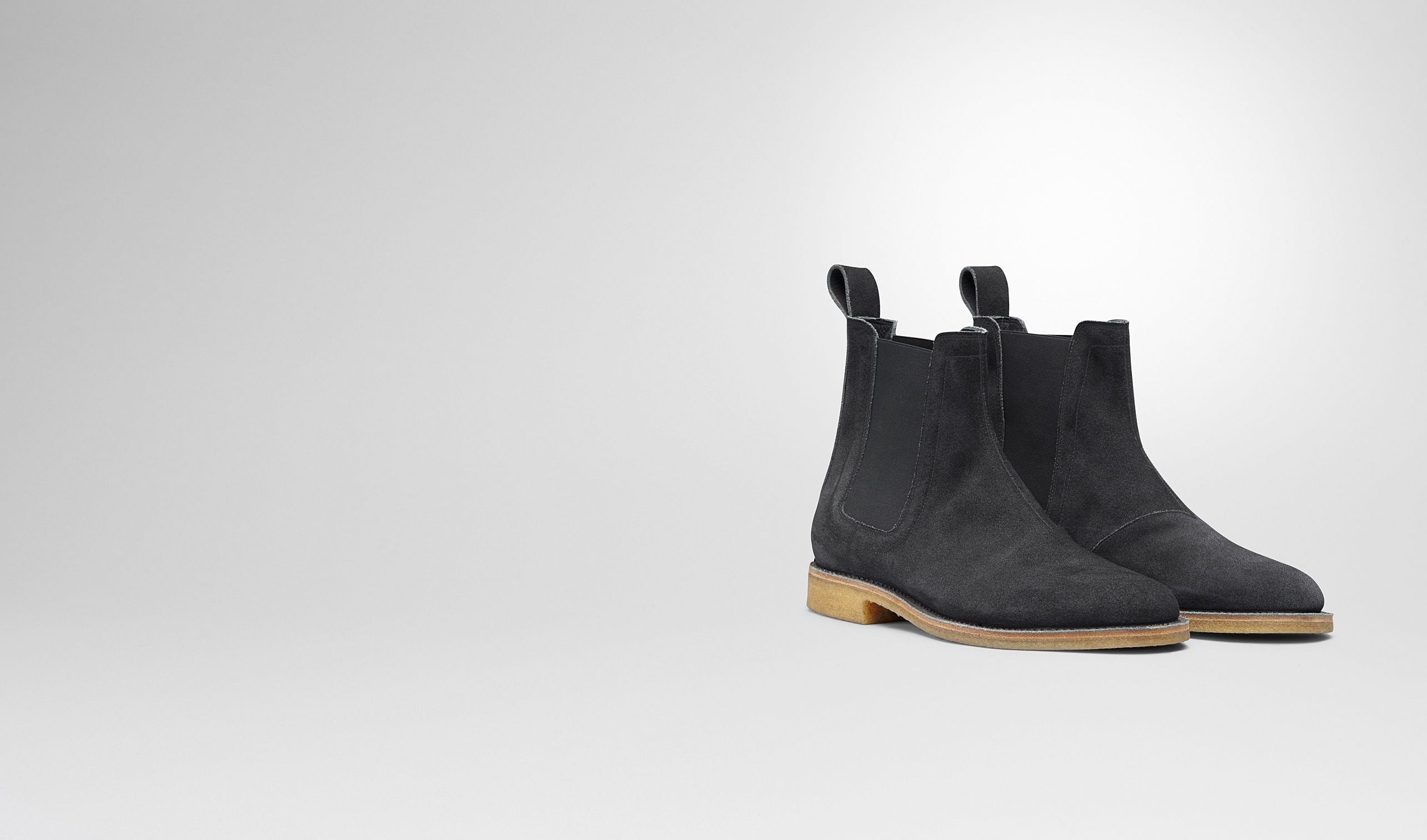 ARDOISE SUEDE DESERT BOOT - Men's Bottega Veneta® Boots And Ankle Boots -  Shop at