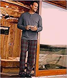 Photo of Reduzierte Pyjamas lang für Herren
