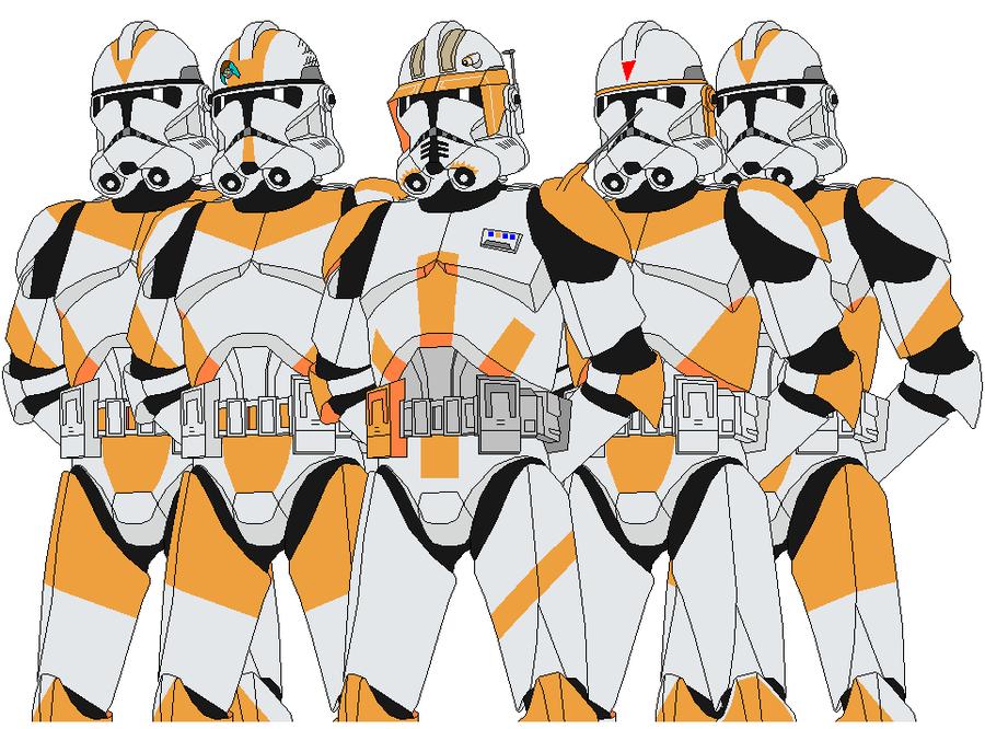 212th Attack Battalion By Vaderboy Deviantart Com On Deviantart Star Wars Infographic Star Wars Pictures Star Wars Wallpaper
