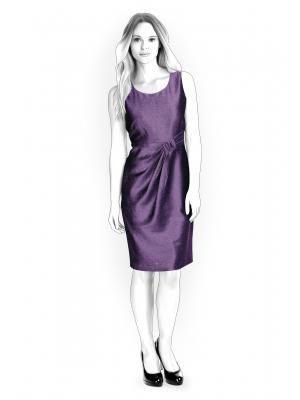 Lekala 4404 - Kleid PDF Muster, Nähmuster PDF, Maßgeschneiderte ...