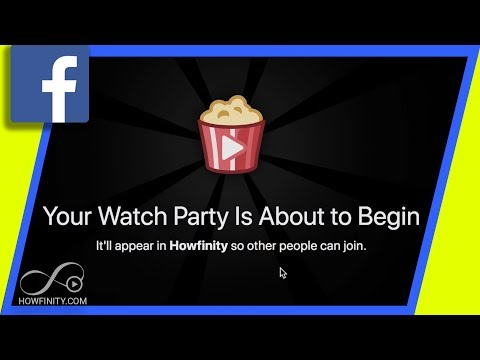 100 How To Host A Watch Party On Facebook Youtube Watch Party Party Find Facebook