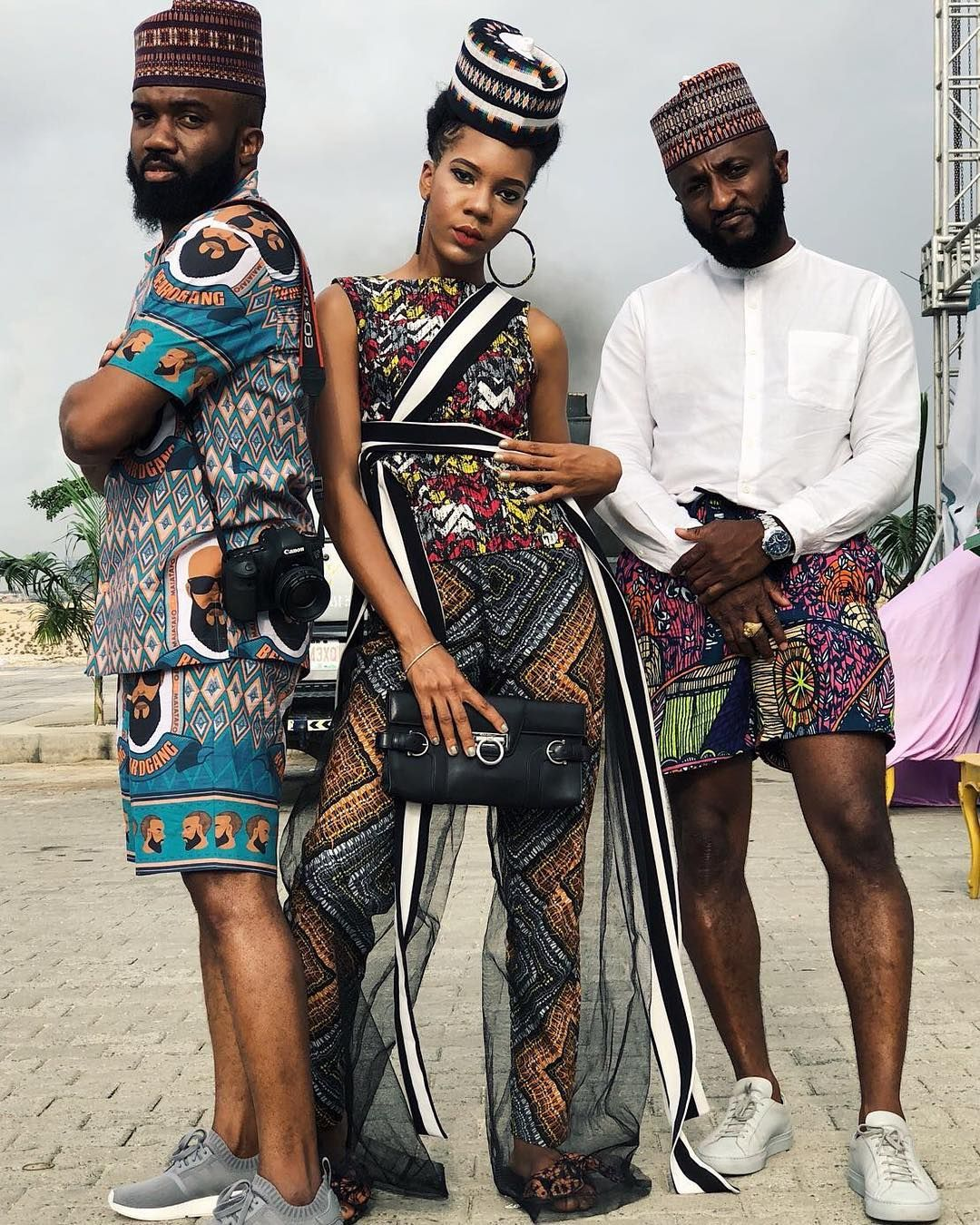 The Best Concept Stores To Visit In Lagos African Fashion African Men Fashion African Print