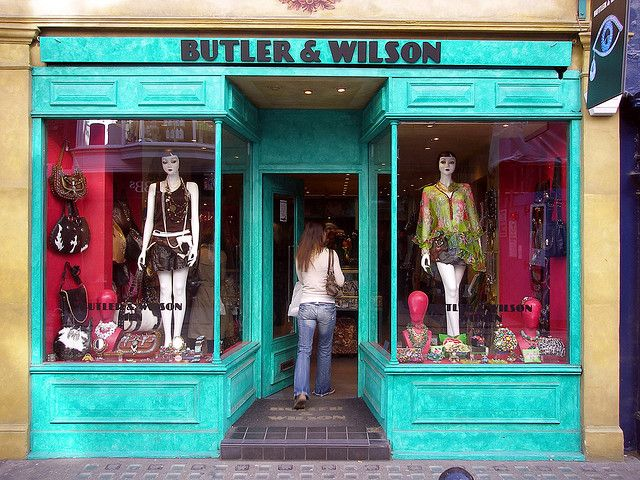 Butler and Wilson South Molton Street