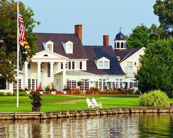 Inn At Perry Cabin Saint Michaels Trip Chesapeake
