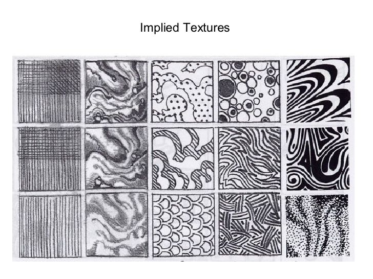 Implied Textures By Kelly Parker Some More Good Examples Of