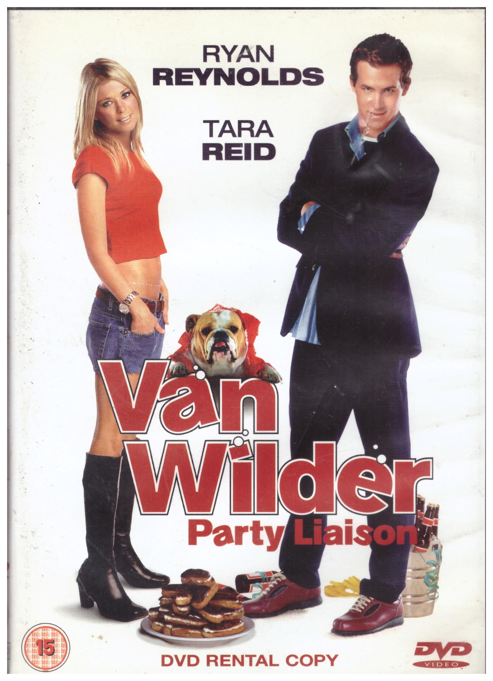 Van Wilder Party Liaison On Dvd From Momentum Pictures Mp203bld In 2021 Dvd Comedy Films Party