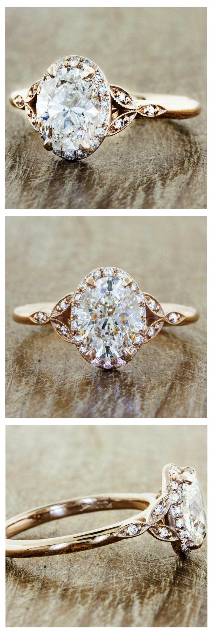 Oval Engagement Rings Nyc Vintage Wedding No Diamond Ovalengagementrings Diamondengagementrings